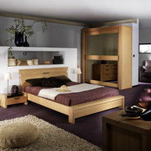 Chambres modernes