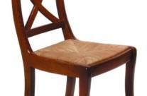 chaise Louis Philippe réf 21