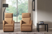 fauteuil de relaxation spring