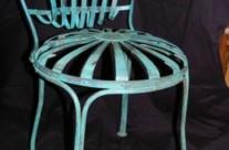 chaise de square