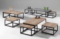 table esprit industriel
