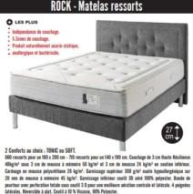 matelas Rock