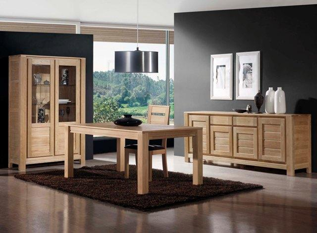 les salles manger modernes confort int rieur. Black Bedroom Furniture Sets. Home Design Ideas