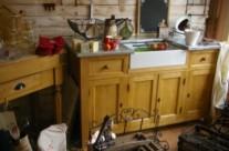 Meubles de cuisine confort int rieur for Evier cuisine style ancien